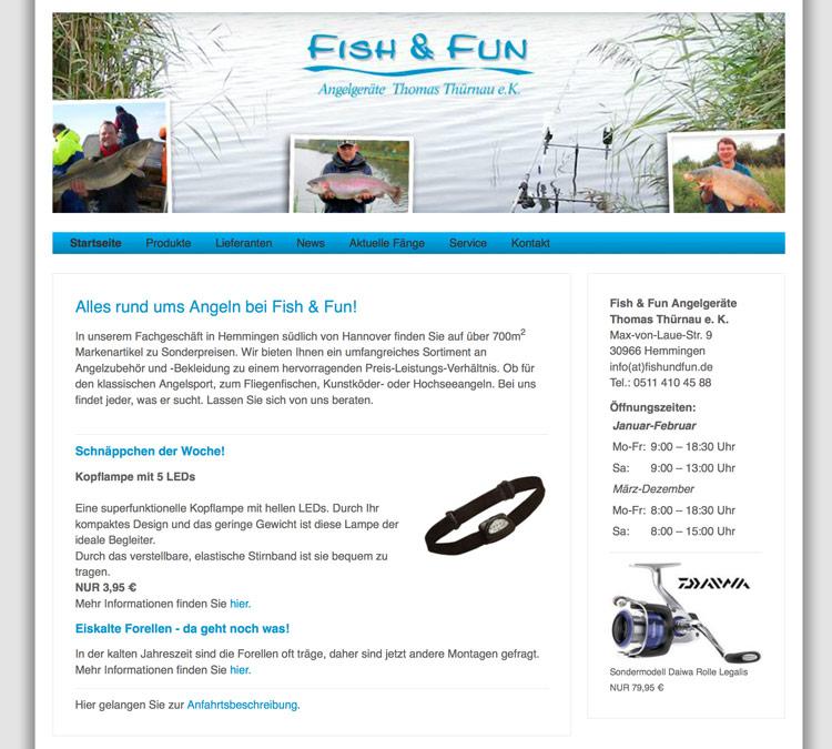 fish und fun