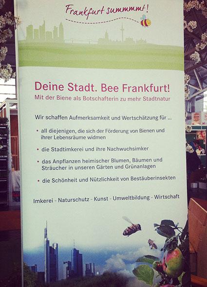 Stadthonig Frankfurt