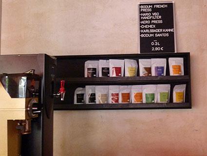Brew Bar Kaffeerösterei 24grad