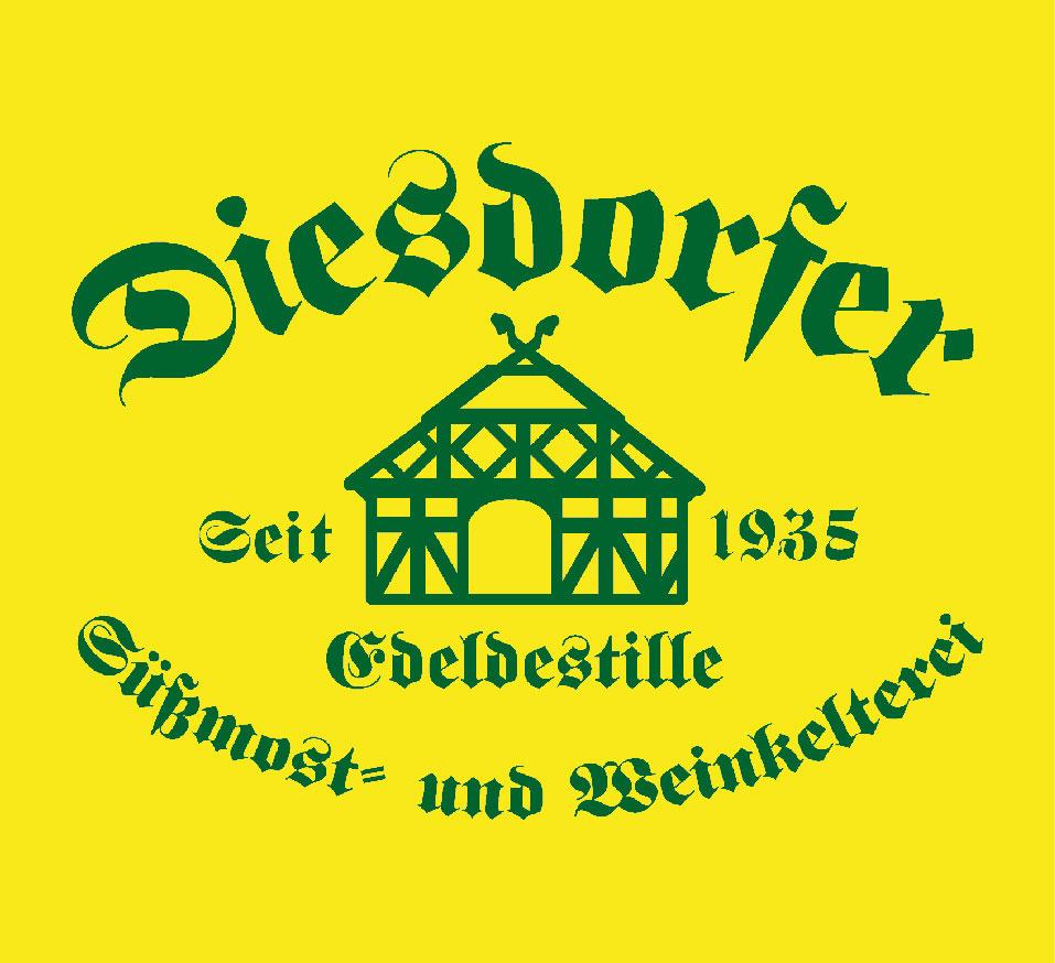 logo diesdorfer mosterei weinkelterei und edeldestille